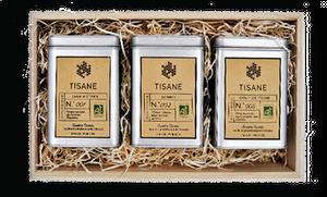 Tisane & infusions BIO Haut de Gamme